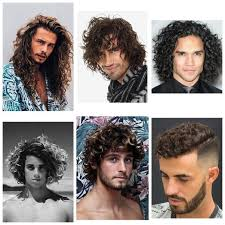 he gets excited having his hair permed and highlighted are there any perm hair styles that would look good on a man quora