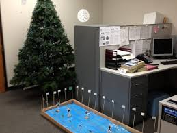 decor 23 christmas decoration ideas for office 6 cheap and quick