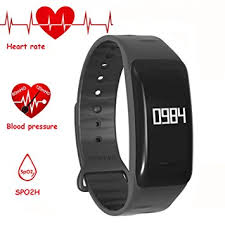 blood pressure bracelet images Newyes blood pressure smart watch fitness tracker jpg