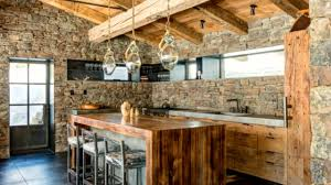 40 rustic kitchen wood design ideas 2017 amazing kitchen log