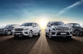 mercedes suv range al haddad launches mercedes suv range