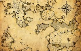 Old World Maps by Odinhelm Dnd World Map By Undead Niklos On Deviantart