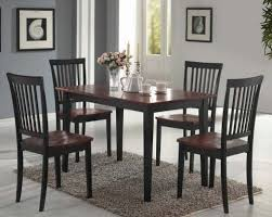 4 Chair Dining Sets Top Popular 4 Chair Dining Set For Residence Plan Table