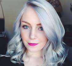 gray hair color trend 2015 the shocking granny hair trend hairstylo
