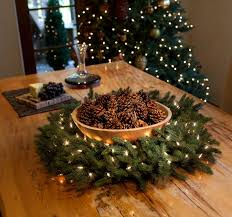 pine cone table decorations pine cone centerpieces you can make for christmas