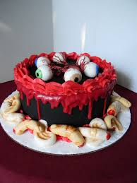 horror cake for my next birthday random pinterest