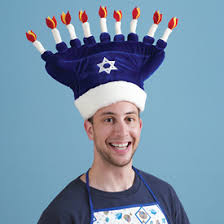 hanukkah hat plush happy chanukkah menorah hat source the source for