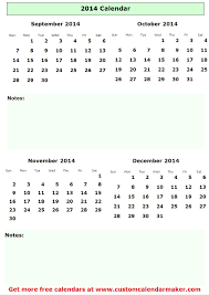 9 best images of blank calendar august through march october