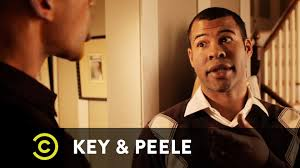 Gay Black Guy Meme - key peele white sounding black guys youtube