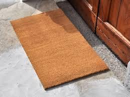 zerbino su misura outlet zerbino cocco naturale 23 mm tappeto su misura