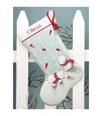 dimensions counted cross stitch kit snow bears joann
