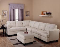 Tufted Sectionals Sofas by Simple Modern Tufted Sectional Sofa With Chaise Intended Decor