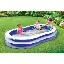 Inflatable Backyard Pools by Play Day 103