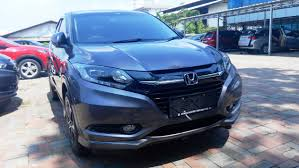 mobil honda mobil honda hr v indonesia youtube