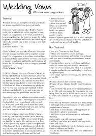 wedding quotes non religious wedding vow ideas both traditional and non traditional wedding