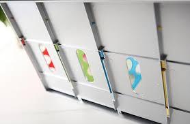 Desk Organizer Shelves New Diy Plastic Bookend Office File Document Tray Holder