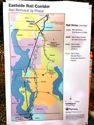 Bellevue Seattle Map by The Bellevue Section Of The Eastside Trail Is Going To Be Unreal