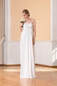 brautkleider umstandsmode sweetbelly couture brautmode für schwangere