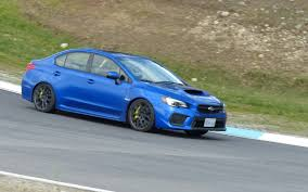 green subaru wrx meet the 2018 subaru wrx sti the car guide