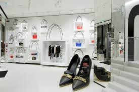 moschino thinks big in milan with new flagship store news