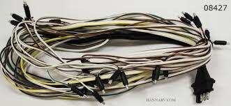 triton 08427 snowmobile trailer wire harness triton 08427