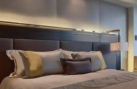 Headboards With Built In Lights 35 Led Headboard Lighting Ideas For Your Bedroom