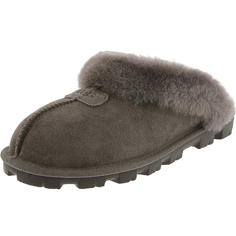 Ugg Women Coquette Slippers Gray 7