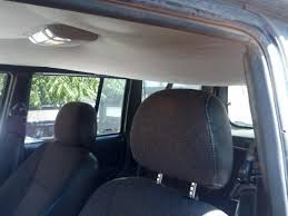 jeep headliner replacement how to replace the headliner 2001 jeep xj jeeps guru