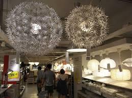 file hk causeway bay ikea furniture shop hanging l lights july