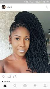 Human Hair Loc Extensions by Best 25 Loc Extensions Ideas On Pinterest Lock Style
