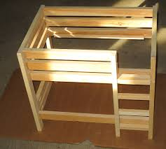 How To Make Wooden Doll Bunk Beds by Tips For Furniture Finishing Demonstrated On The American
