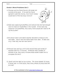 math problem solving questions grade 4 problem solving math worksheets mreichert worksheets
