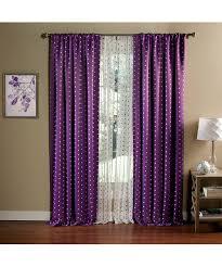 Purple Eclipse Curtains by Purple Blackout Curtains 4 Styles Of Purple Blackout Curtains 5