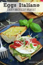 eggs italiano a delicious and hearty breakfast moms need to