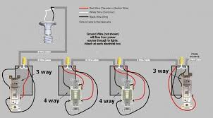 how to add another 4 way switch to an existing 3 way 4 way 3 way