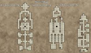 Dungeon Floor Plans by Walkthrough 7 Mages