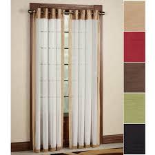 Contemporary Drapery Panels Furniture Medallion Grommet Curtain Panels For Modern Interior