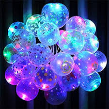 plans led light up balloons led light up balloons 15 mixed color party pack by