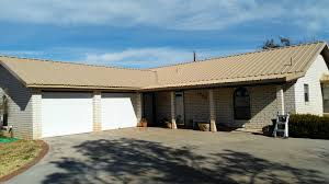 Garage Roofs R Panel Metal Roof Roofing Decoration