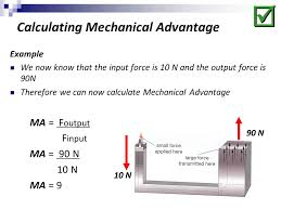 hydraulic advantage what are the advantages of hydraulics
