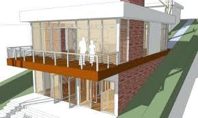 steep hillside house plans hillside house plans with a view hillside narrow house plans