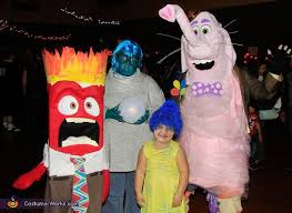 inside out costumes diy costumes craft hackers