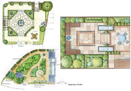 lovely layout for a potager saving ideas for the new quarter acre