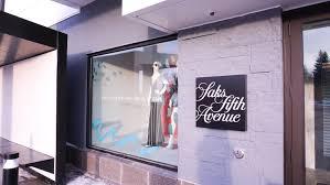 saks fifth avenue now open