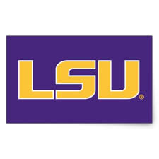 lsu alumni sticker lsu alumni pride square sticker zazzle