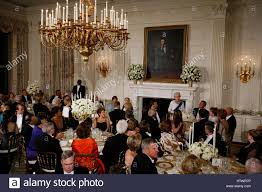 White House Dining Room Queen Elizabeth Ii Of The United Kingdom Offers A Toast To