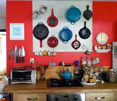 kitchen pegboard ideas space saving ideas for a small nyc kitchen streeteasy