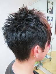 short haircuts over 60 back and front views front and back views of pixie haircuts for over 60 short