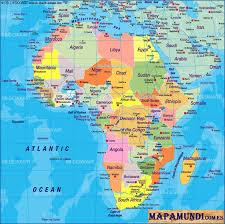 mapa de africa etiquetas mapa mapa de africa mapamundi politico world