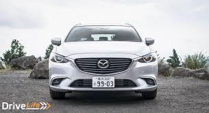 mazda 6 diesel 2016 mazda6 wagon skyactiv d u2013 car review u2013 the family
